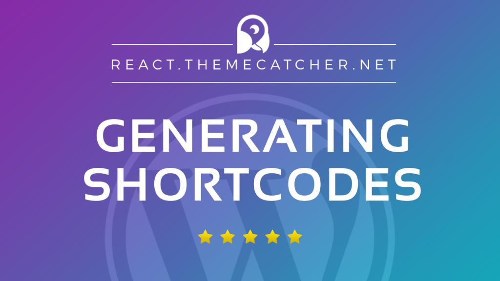 generating-shortcodes